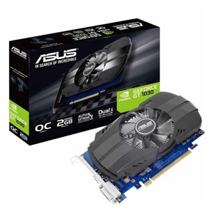 Asus Nvidia PH GT1030 O2G Graphics Cards Price in Hyderabad